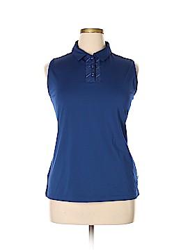 Lady Hagen Sleeveless Polo Size XL