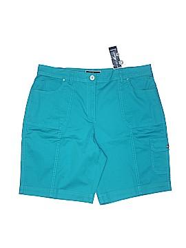 Karen Scott Cargo Shorts Size 14
