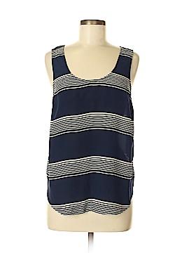Lucky Brand Sleeveless Silk Top Size M