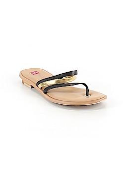 Elaine Turner Flip Flops Size 7 1/2