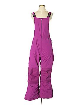 Lands' End Snow Pants With Bib Size 12