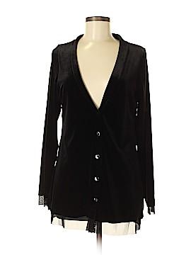 Staples Long Sleeve Button-Down Shirt Size M