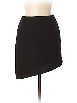 RENA LANGE Wool Skirt Size 8
