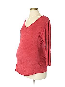 Michael Stars 3/4 Sleeve T-Shirt One Size (Maternity)