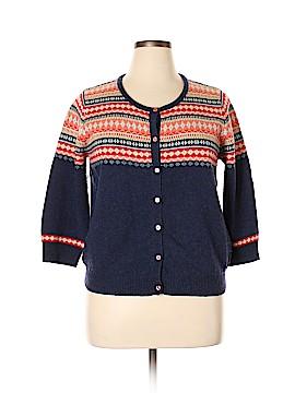 Boden Wool Cardigan Size 16