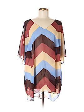 O'Neill Short Sleeve Blouse Size M