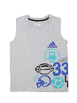 Adidas Sleeveless T-Shirt Size 7