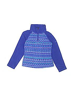 Columbia Fleece Jacket Size 6 - 6X