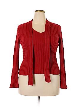 Hillard & Hanson Pullover Sweater Size XL