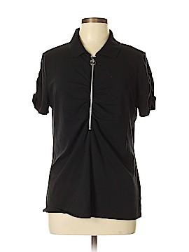 MICHAEL Michael Kors Short Sleeve Polo Size L