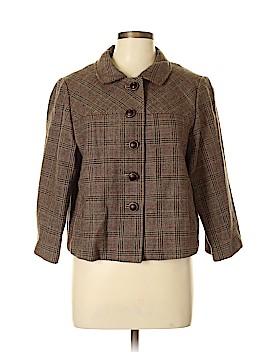 Badgley Mischka Wool Blazer Size 12