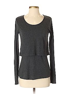 Theory Long Sleeve T-Shirt Size TP (Petite)