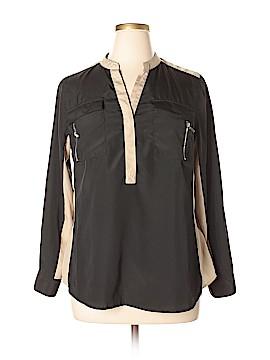 Lane Bryant Long Sleeve Blouse Size 14 - 16 Plus (Plus)