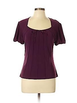 Vintage Suzie Short Sleeve Top Size L