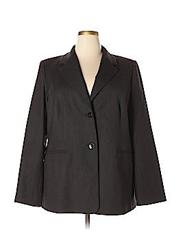 Marina Rinaldi Wool Blazer Size 18 (27) (Plus)