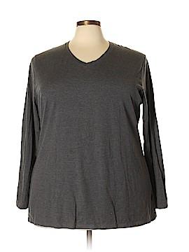 JMS Collection Long Sleeve T-Shirt Size 4X (Plus)
