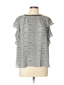 Elle Short Sleeve Blouse Size L