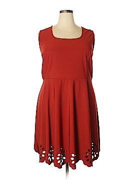Mystic Casual Dress Size 4X (Plus)