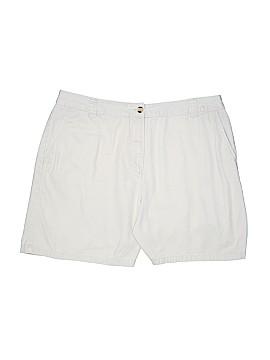 Classic Elements Khaki Shorts Size 16