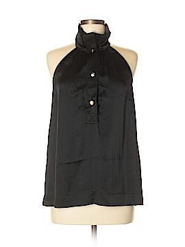 Sunner Sleeveless Silk Top Size M