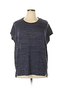 Lane Bryant Short Sleeve Top Size 16 Plus (2) (Plus)