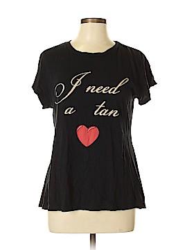 Wildfox Short Sleeve T-Shirt Size L
