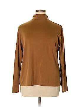 Susan Graver Long Sleeve Turtleneck Size XL