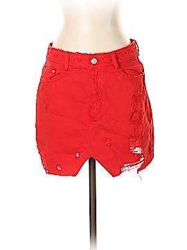 Trafaluc by Zara Denim Skirt Size S