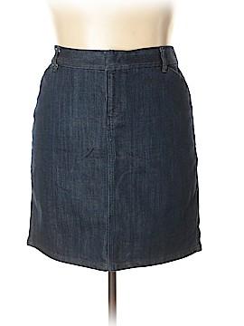 Old Navy Denim Skirt Size 18 (Plus)