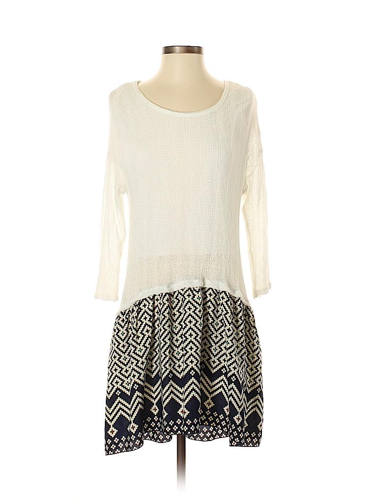 Orange Creek Women Casual Dress Size M