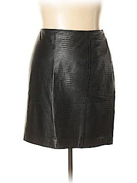 Lauren by Ralph Lauren Leather Skirt Size 22w (Plus)