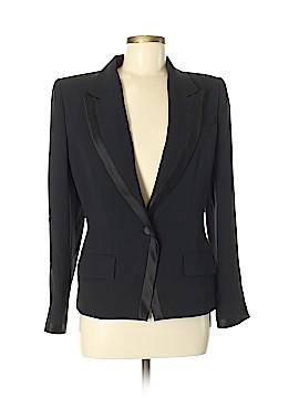 Yves Saint Laurent Rive Gauche Silk Blazer Size 40 (FR)