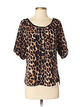 Express Short Sleeve Blouse Size S