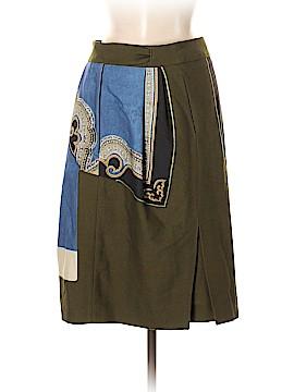 Dries Van Noten Wool Skirt Size 40 (EU)