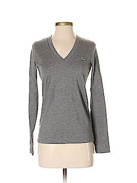 Lacoste Long Sleeve T-Shirt Size 34 (EU)