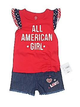 Walmart Short Sleeve Top Size 3T