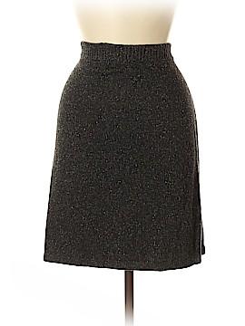 J.jill Silk Skirt Size M