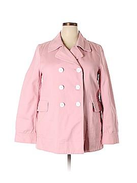 J. Crew Coat Size 16