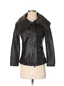 Vince. Leather Jacket Size XS