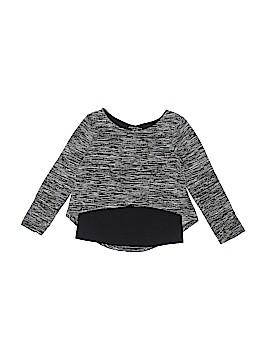 Xhilaration Long Sleeve Top Size 6 - 6X