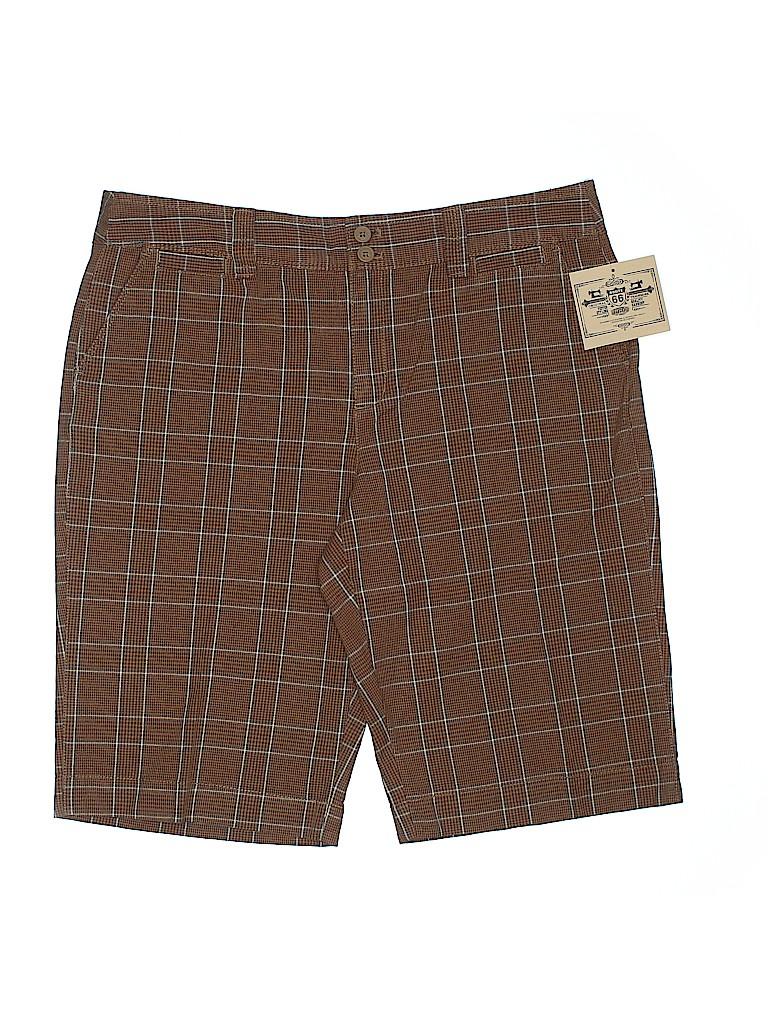 Route 66 Women Khaki Shorts Size 11 - 12