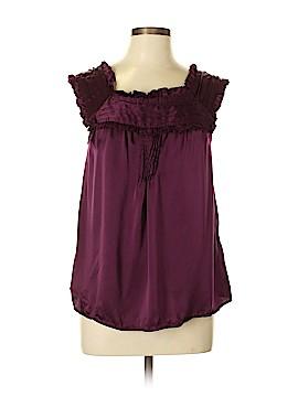 Jenny Han Sleeveless Blouse Size L