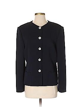 Oscar De La Renta Wool Blazer One Size