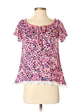 Belle Du Jour Short Sleeve Top Size XS