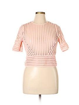 English Factory Short Sleeve Blouse Size M