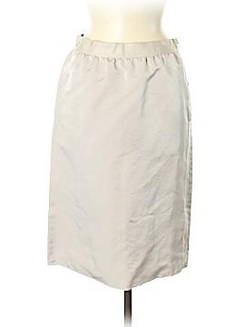 Lanvin Silk Skirt Size 38 (FR)
