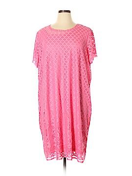 Isaac Mizrahi LIVE! Casual Dress Size 3X (Plus)