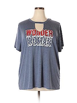 DC Comics Short Sleeve T-Shirt Size 3X (Plus)