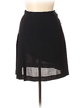 Yves Saint Laurent Encore Wool Skirt Size 14