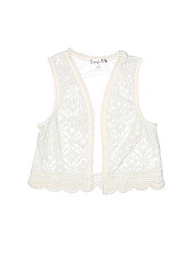 Knit Works Vest Size 7